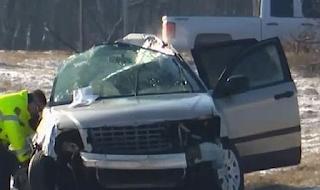 Φριχτό τροχαίο: 5 παιδιά νεκρά, σώθηκε η οδηγός μητέρα τους