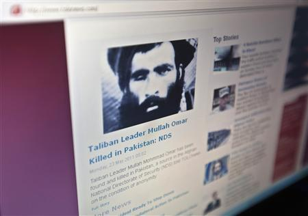 Afghan Taliban website hacked 3rd time by hackers