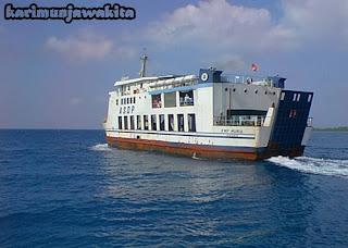 kapal penyebrangan ke karimun jawa