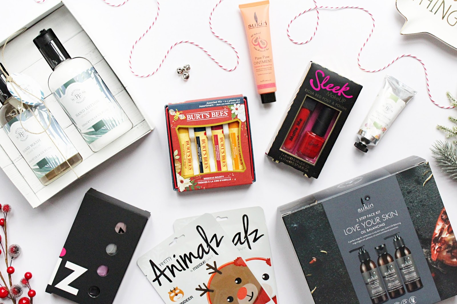 Last Minute Beauty Stocking Fillers & Gift Sets