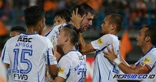 Persib Kalah 1-2 dari PBFC, Tapi Unggul Gol Tandang untuk Leg Kedua di Bandung