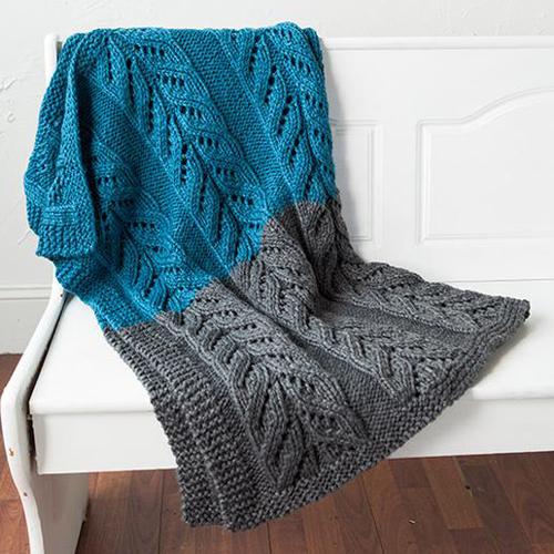 Pemberley Blanket - Free Pattern