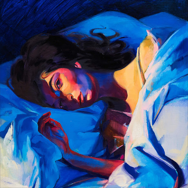 Lorde - Perfect Places - Single Cover