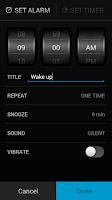 تطبيق المنبه Alarm Clock (2)
