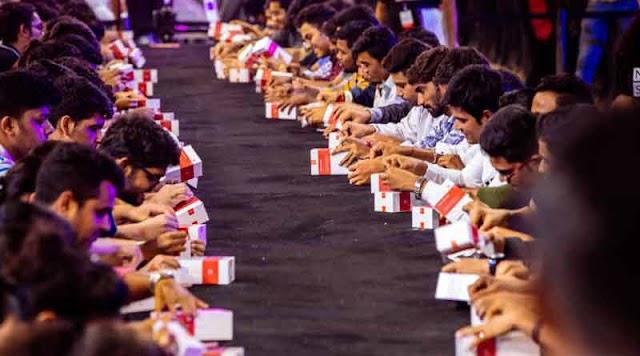 রেকর্ড গড়ে গিনেস বুকে নাম তুলল OnePlus