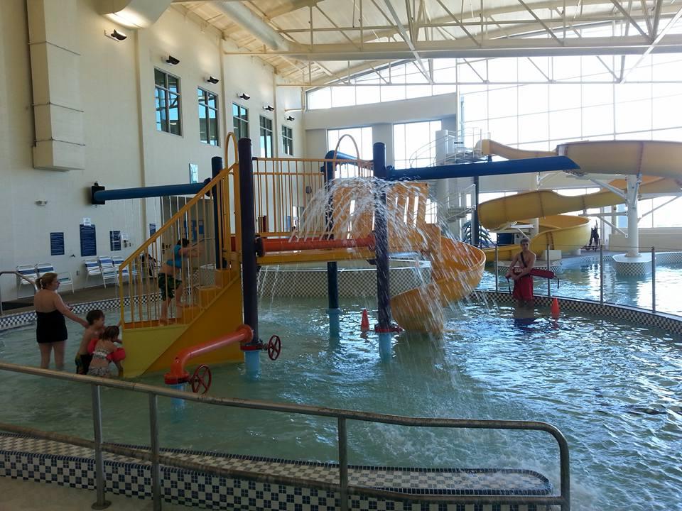 Play St Louis Riverchase Rec Center Indoor Pool Fenton
