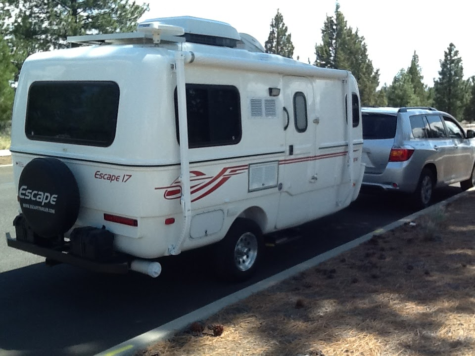 2010 Escape 17B For Sale Bend, Oregon | 2010 Escape 17B Trailer for Sale