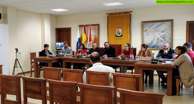 El Ayuntamiento de Tijarafe aprueba una declaración institucional de rechazo a la delimitación marítima aprobada por Marruecos