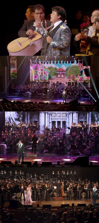 Juan Gabriel: Mis 40 en Bellas Artes (2014) HD 1080p Latino