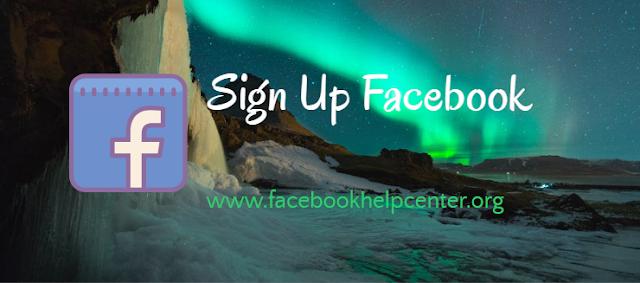 Sign Up 4 Facebook