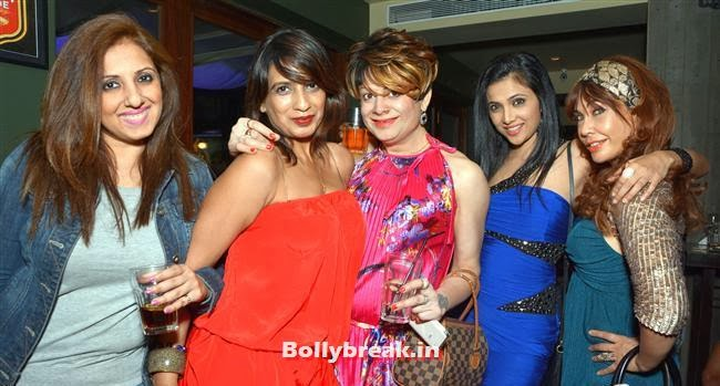 , Page 3 Celebs at Lagerbay New Menu Launch Party