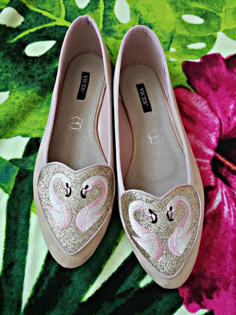 Haul butowy - flamingi, króliczki i wiązania :*