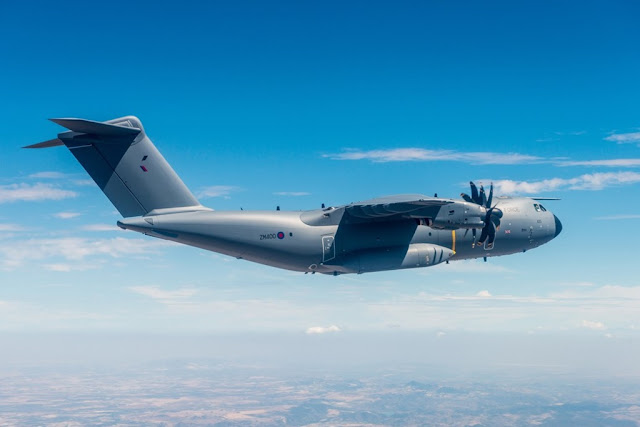 HUMANITARIAN AIRLIFT AND RAPID RESPONSE CABABILITIES TOPIC AT SMI CONFERENCE