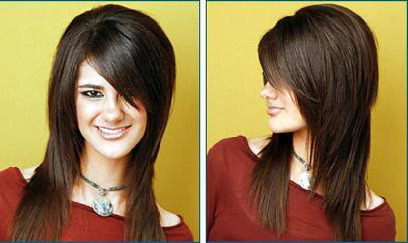 Fotos cortes de cabello ondulado para mujeres