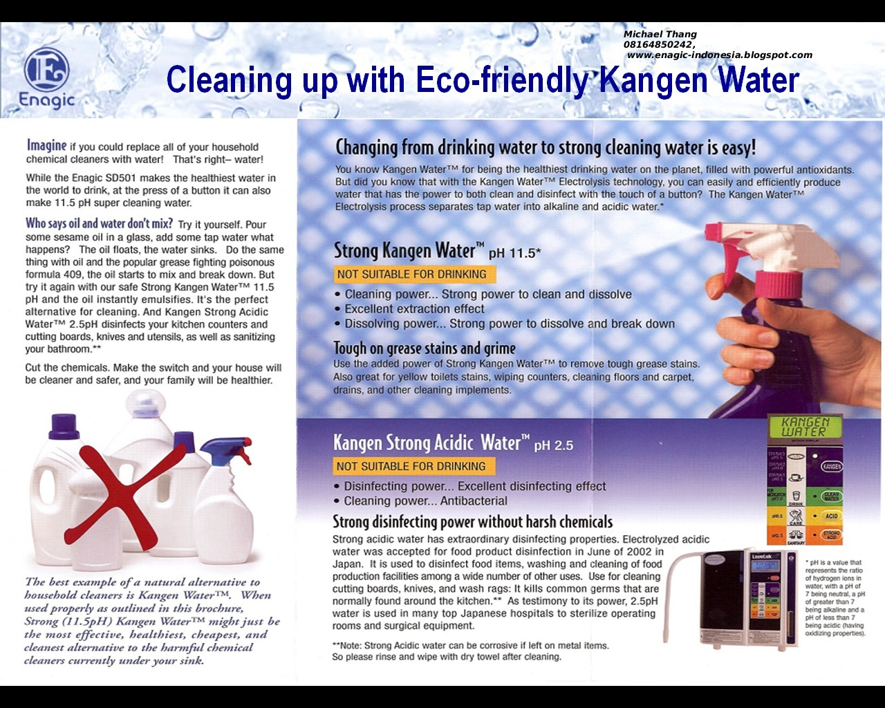 Terapi Kangen Water membantu penderita hipertensi stroke