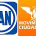 PAN y Movimiento Ciudadano exigen al Poder Ejecutivo estatal garantizar estado de Derecho durante las elecciones