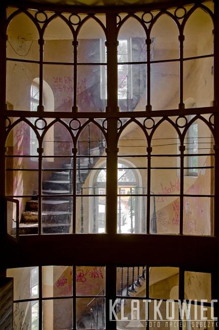 Radom: klatka jak z gotyckiej katedry