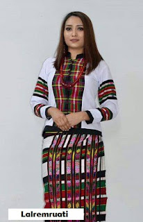 Miss Chapchar Kut 2018 - Lalremruati