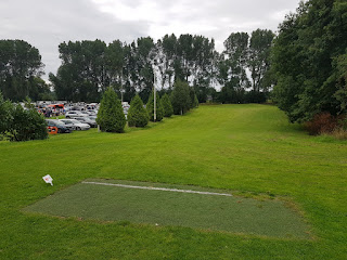 Par-3 Golf and FootGolf at Burnage Rugby Football Club in Stockport