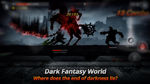 Game android Dark Sword MOD All Unlimited Gold/Souls/Key/Stamina Latest Update Free Download
