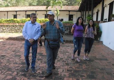 Cormetur evalúa daños de infraestructura de hacienda La Victoria