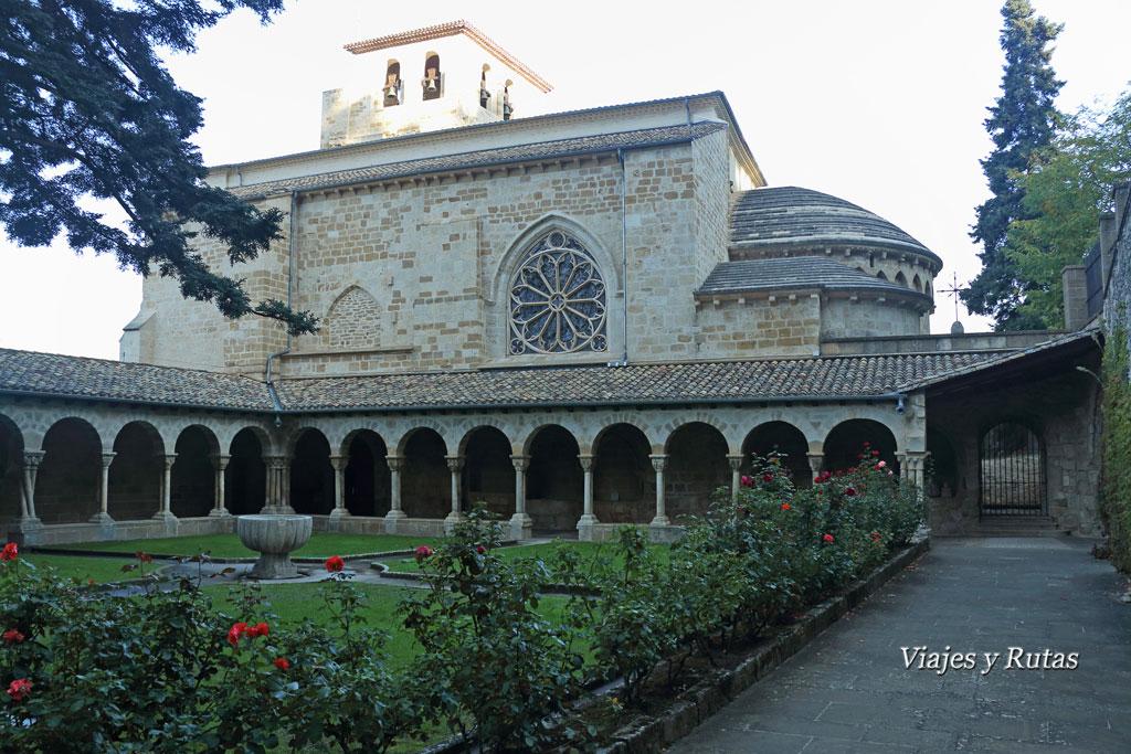 Claustro de San Pedro de la Rúa, Estella-Lizarra