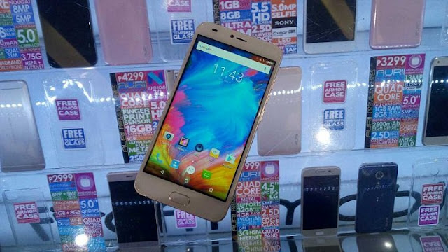 Firefly AURII Fusion - Full Specification and Price - Philippines