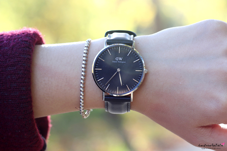 Daniel Wellington Classic Black Review & Access Code