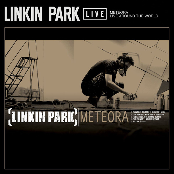 Linkin Park - Meteora - Live Around the World Cover