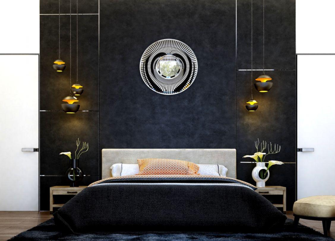 Black Wallpaper Bedroom | View Wallpapers