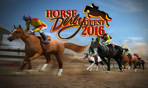 Free Horse Derby Quest 2016 Racing Android Download 1