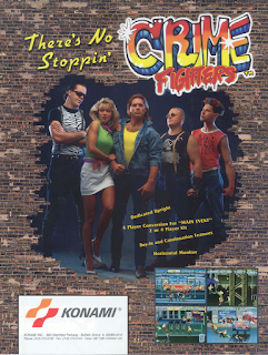Descargar Crime Fighters - Arcade portable