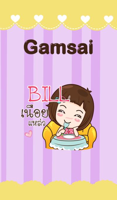 BILL gamsai little girl_S V.01 e