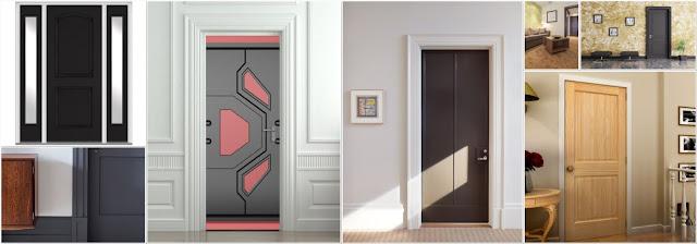 Doors in the room decor