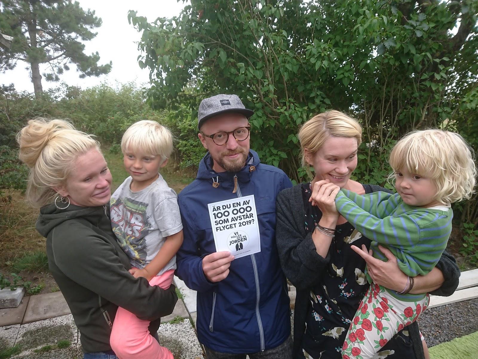 Foto på Lisa Hjalmars, Gustaf Öhrnell Hjalmars och Sara Hjalmars