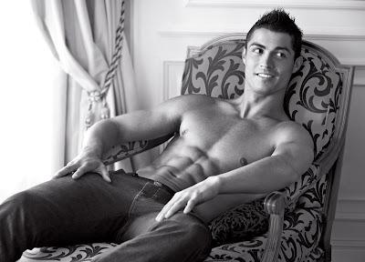 Cristiano Ronaldo • Football Player