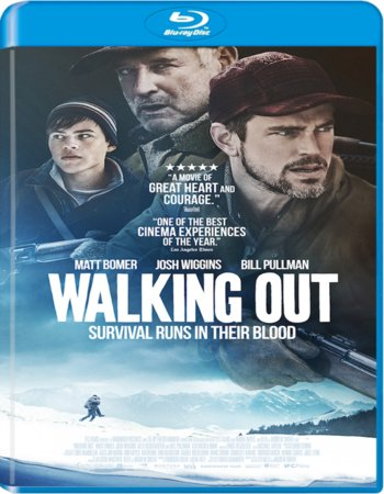 Walking Out BluRay