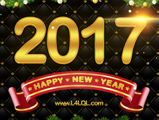 New Year 2017 Whatsapp Photo