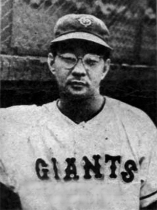 Wally Yonamine helped the Giants to the 1951 Japan Series title.
