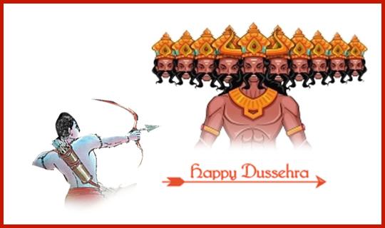 Happy Dasara Wishes in Hindi-Happy Dussehra Wishes in Hindi