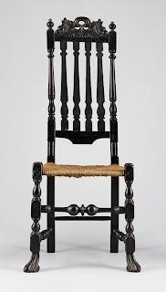 Американская мебель, 1620-1730 годы 3