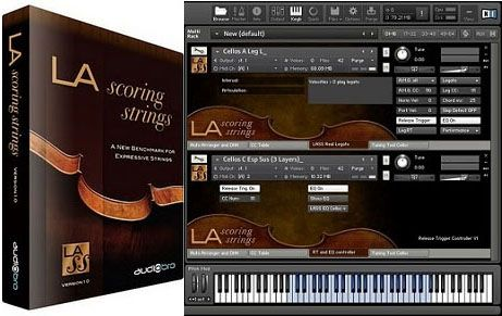 LA Scoring String Orquesta de Cuerda VST