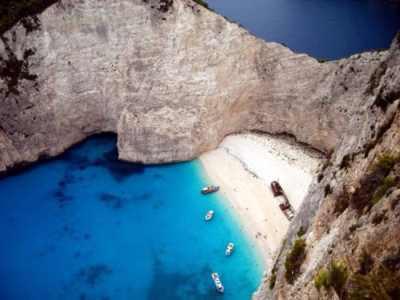 atractii turistice grecia plaja Navagio insula Zakynthos.jpg