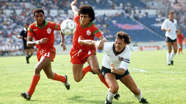 Le Maroc première équipe Africaine à se qualifier pour le second tour de la coupe du monde.