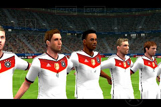 Download PES 2016 Fuxionx ISO PSP Android