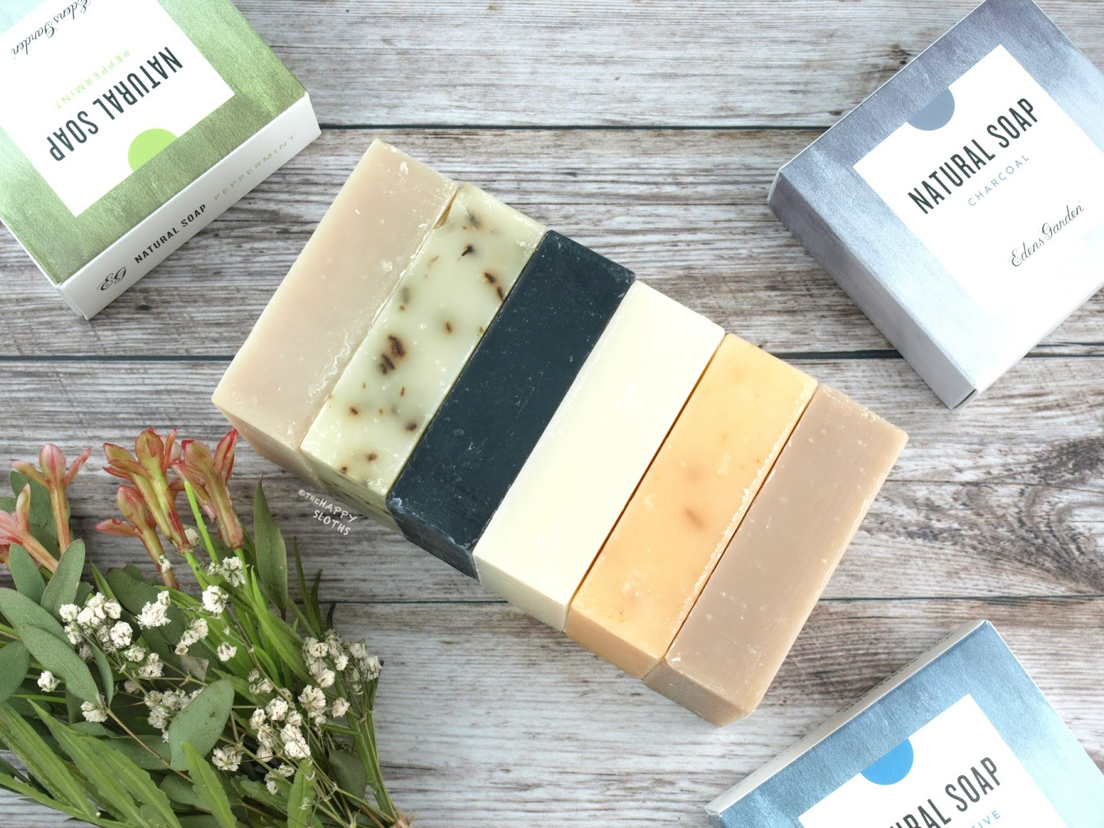 Edens Garden | Natural Bar Soap: Review