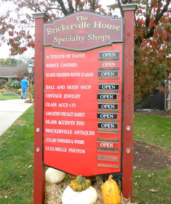 The Brickerville House Specialty Shops Lititz Pennsylvania