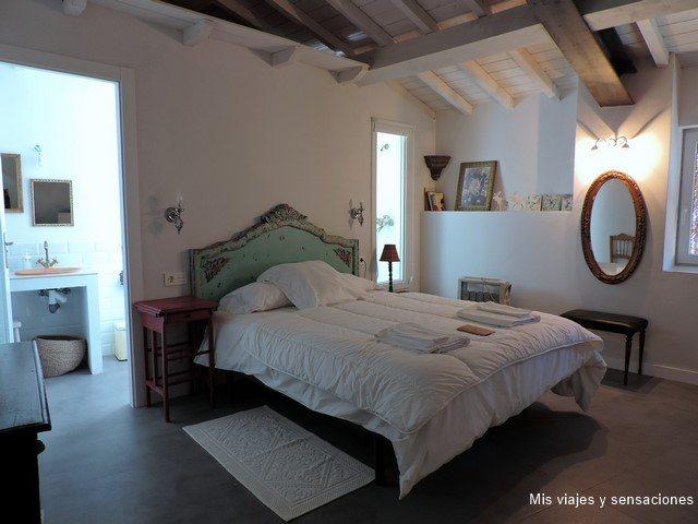 Casa rural La Grulla Dorada, Perales del Puerto, Extremadura