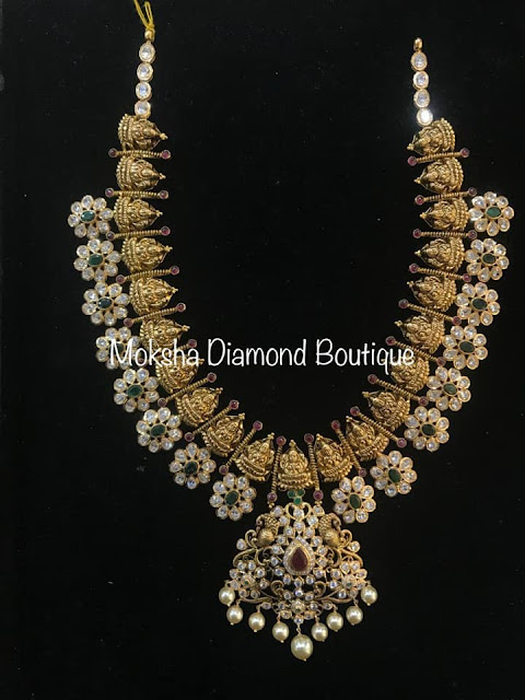 Flat Diamond Sets by Moksha Diamonds