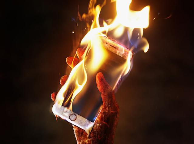 Tips untuk Mencegah Smartphone Meledak